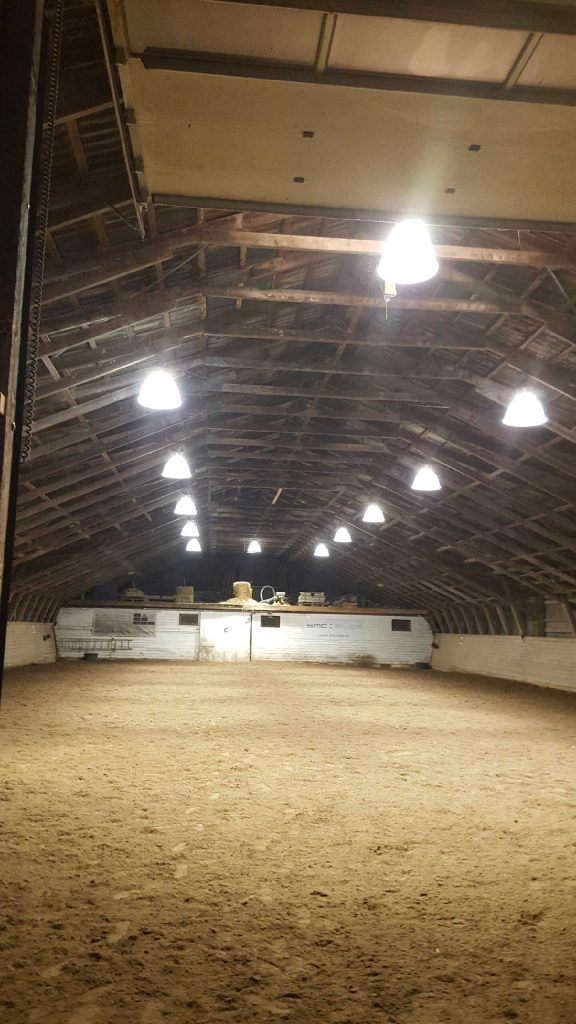 Nyt lys på rideskole